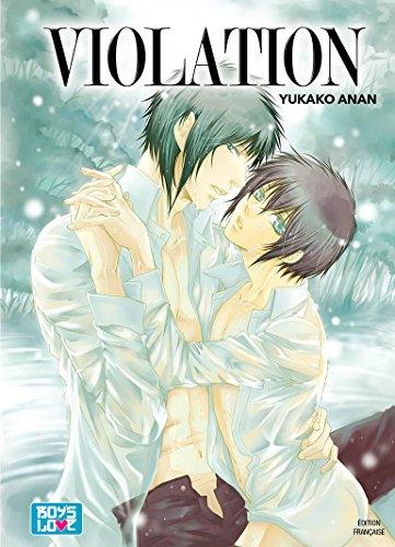 Violation - Livre (Manga) - Yaoi