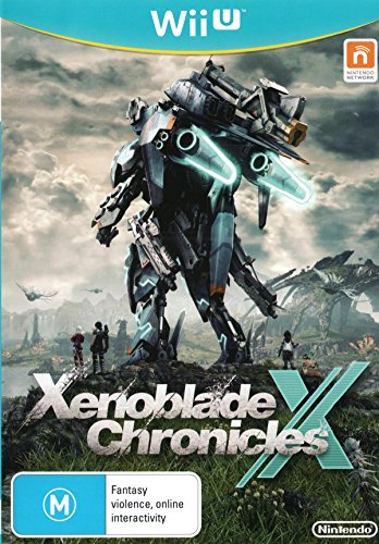 Xenoblade Chronicles X (Wii U) deutsche Sprache