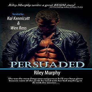 Persuaded audiobook cover art