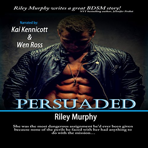 Persuaded audiobook cover art