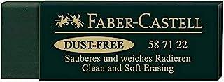 Faber-Castell AG587122 Dust-Free Art Eraser, Green