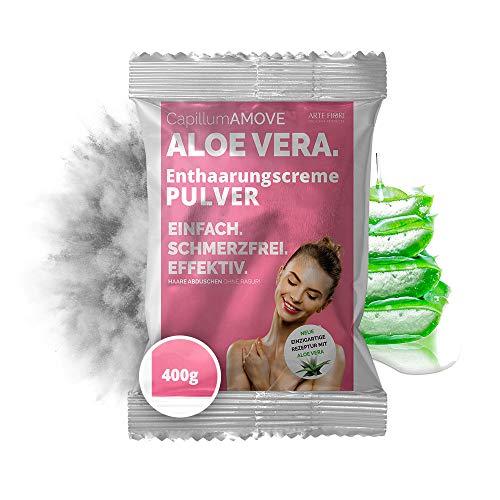 ARTE FIORI EXCLUSIVE PRODUCTS 400g Capillum AMOVE Aloe Vera Bild