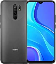"Xiaomi Redmi 9 Unlocked RAM Dual Sim 32GB 3GB RAM 6.53"" International Global Version (Carbon Grey)"