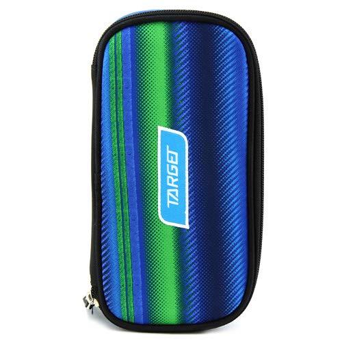 Target Cible Kids 'Compact Flash Trousse, Bleu/Noir, Taille Unique