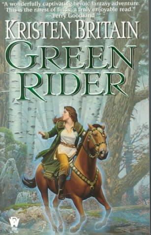 GREEN RIDER By Britain, Kristen (Author) Mass Market Paperbound on 10-Apr-2000