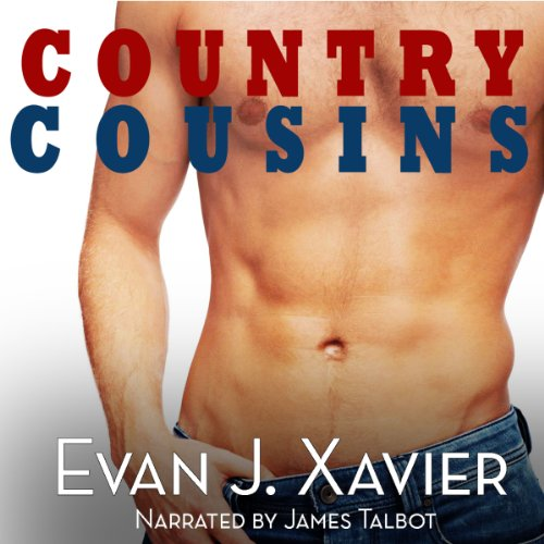 Country Cousins audiobook cover art