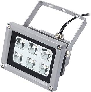 Aibecy Lampe de durcissement en résine UV pour imprimante 3D SLA/DLP - Pour 6 lampes LED UV 405 nm avec une puissance de 6...