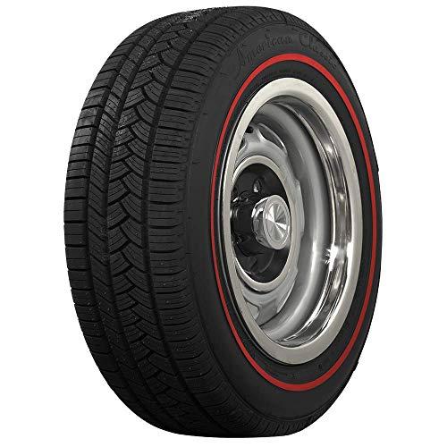Coker Tire 5797658 American Classic Radial Redline 215/60R15