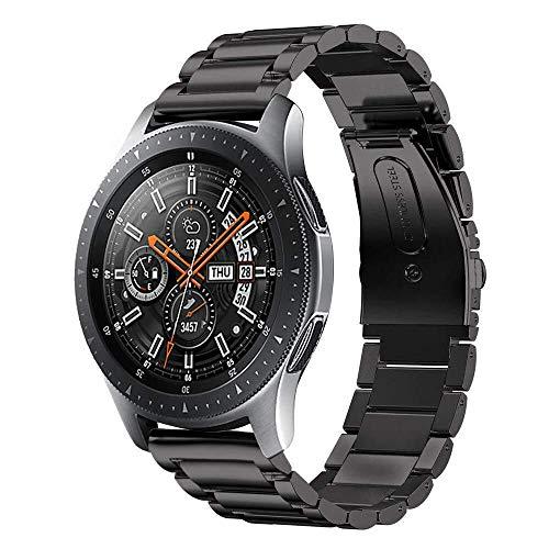 ZXF Correa Reloj For Reloj Pulsera 46mm 42mm Acero Inoxidable Pulsera De La Correa De Banda del Metal For Samsung S3 Engranaje Frontier PulseraZXF