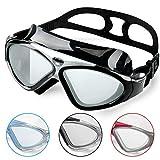 Winline Gafas de Natación Profesional Anti Niebla Hermético...