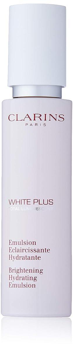 飽和するメタルライン不名誉なクラランス CLARINS ホワイト-プラス モイスチュア エマルジョン 75ml [並行輸入品]