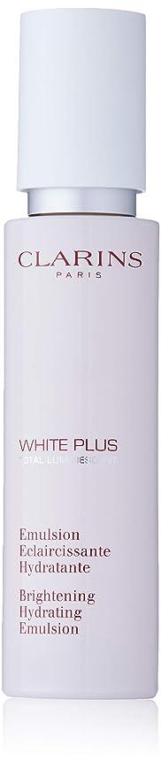 論争の的蒸留する出発クラランス CLARINS ホワイト-プラス モイスチュア エマルジョン 75ml [並行輸入品]