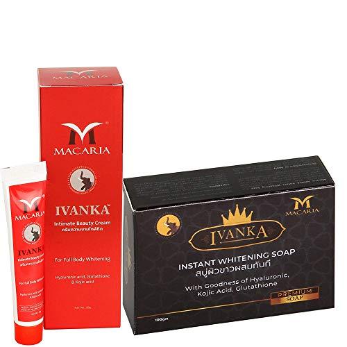 FAIRNESS CREAM PERMANENT FAIRNESS FOR WOMAN/SKIN WHITENING CREAM NIGHT CREAM FOR BOY WITH IVANKA INSTANT WHITENING SOAP
