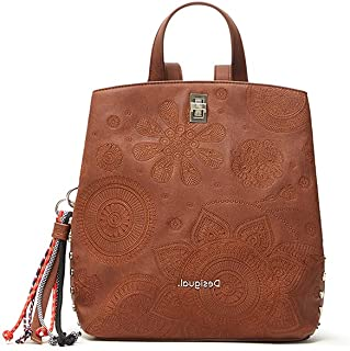 Desigual Damen Back_Deja Vu Sumy Mini Backpack, Einheitsgröße