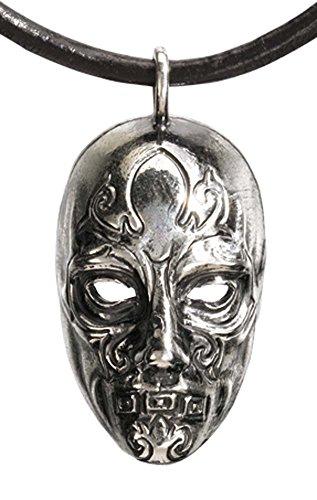 Harry Potter Death Eater Mask Pendentif Lucius Malfoy (Masque/Visage)