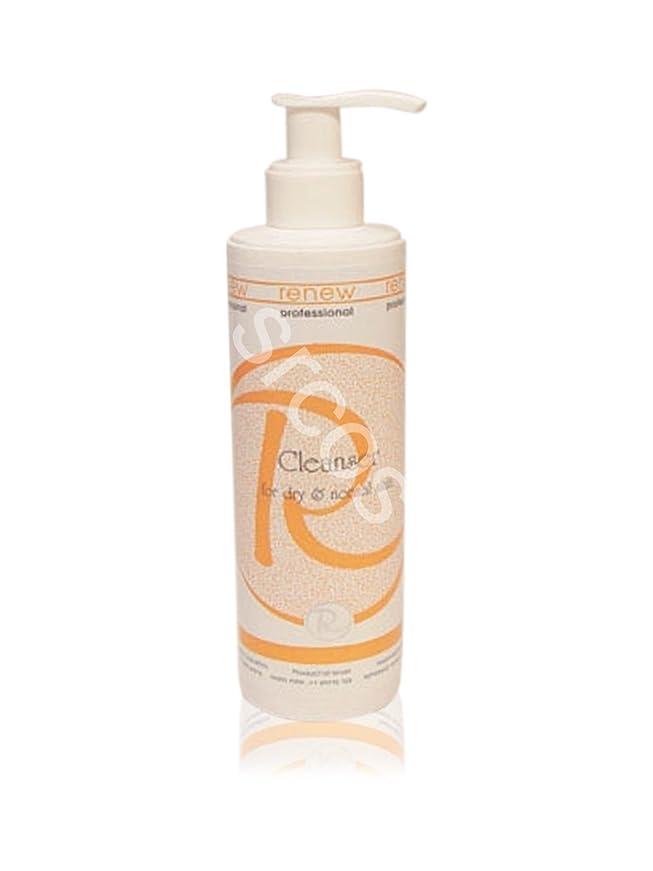 主婦あまりにも怠感Renew Cleanser for Dry & Normal Skin 250ml
