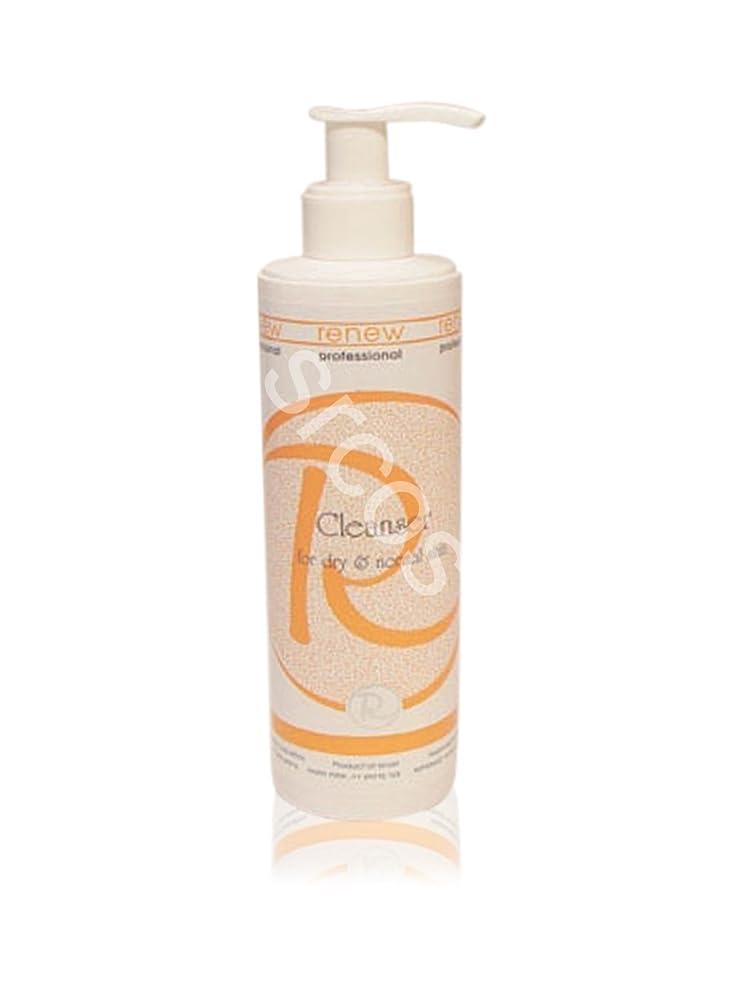 連鎖トランジスタ十Renew Cleanser for Dry & Normal Skin 250ml