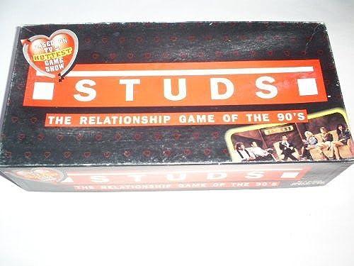 apresurado a ver STUDS The Relationship Game of of of the 90's by TDC Games  respuestas rápidas