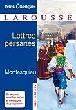 Lettres persanes (Petits Classiques Larousse) - Format Kindle - 3,49 €