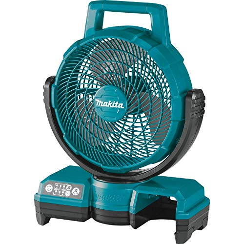 Makita DCF203Z 18V LXT Lithium-Ion Cordless 9-1/4' Fan, Tool Only