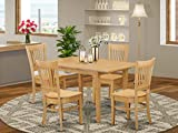 5 Pc Dining room set - Dining Table and 4 Dining Chairs