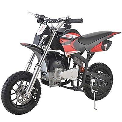 X-PRO 40cc Kids Dirt Bike Mini Pit Bike Dirt Bikes Motorcycle Gas Power Bike Off Road?Black from X-Pro