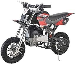 X-PRO 40cc Kids Dirt Bike Mini Pit Bike Dirt Bikes Motorcycle Gas Power Bike Off Road,Black
