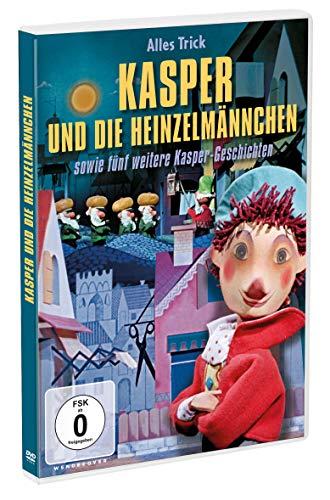 Alles Trick - Kasper und die Heinzelmännchen (plus 5 weitere Kasper-Geschichten)