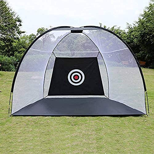 2/3 m Golf Cage Practice Net Training Indoor Outdoor Sport Golf Exercise Equipment Garden fantastic