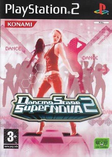 Jogo Dancing Stage SuperNOVA 2 PS2