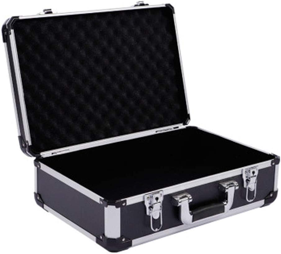 ZCX 2021 spring and summer new Aluminum Toolbox Low price Portable Tool Aviation Metal Trunk