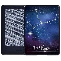 電子書籍の保護カバー ドロップ耐性タブレットケースについてのKindle Paperwhite Kindleの8タブレットプロテクターカバーケース用のKindle 10位/ため/ 3 7/1第5回/ 2 6日 睡眠/覚醒機能 (Color : Virgo, Size : Paperwhite 2 6th Gen)
