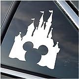 Disney Style Castle Vinyl Car Truck Window...