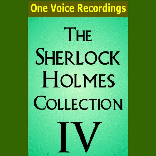 The Sherlock Holmes Collection IV audiobook cover art