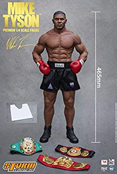 Storm Collectibles Mike Tyson 1 4 Scale Statue