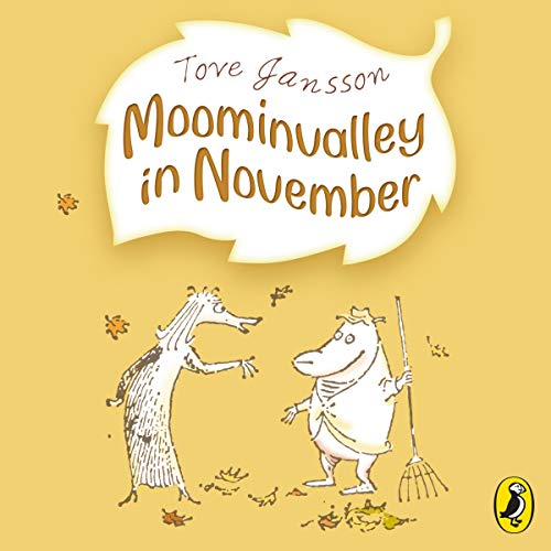 Moominvalley in November cover art