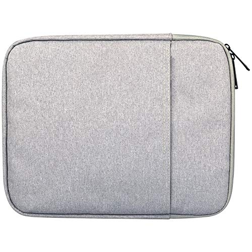 Shockproof Tablet Liner Sleeve Pouch Bag Cover, For iPad Mini 1/2 / 3/4 ND00 8 inch (Black) durable (Color : Grey)