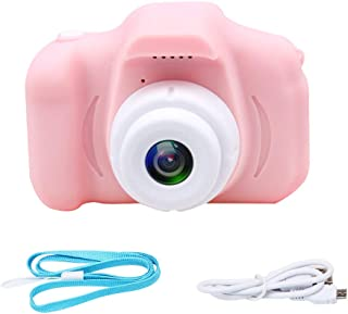 Honorall X2 Mini Digital Camera for Children Photo Recording Multifunction Camcorders for Children