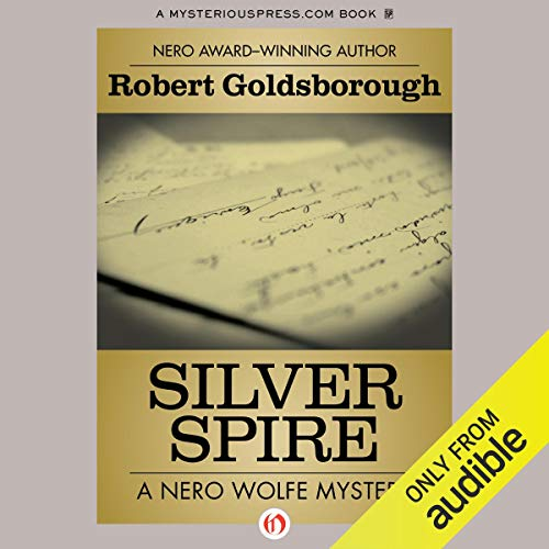 Silver Spire audiobook cover art