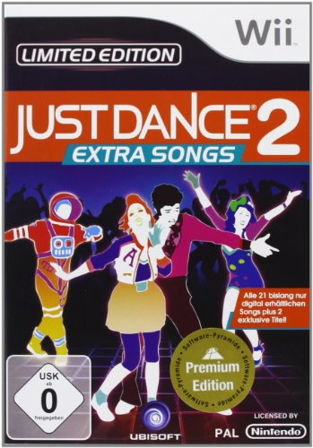 Just Dance 2 - Extra Songs [Software Pyramide]