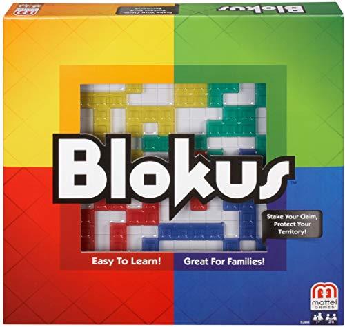 Blokus Refresh, juego de mesa para niños de Mattel