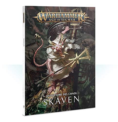 Warhammer Age of Sigmar - Battletome: Skaven DE