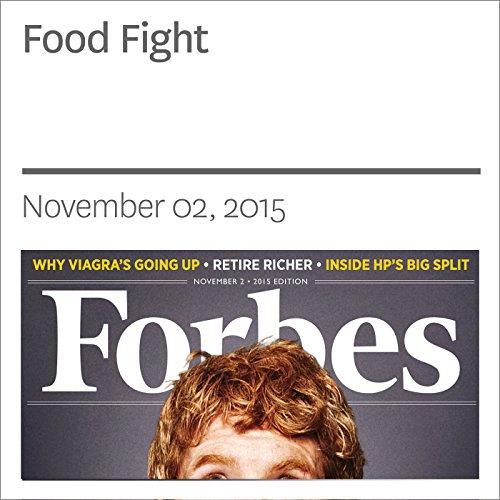 『Food Fight』のカバーアート