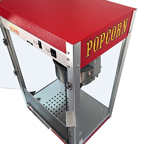 Product Image 2: Paragon Theater Pop 8 Ounce Popcorn Machine for Professional Concessionaires Requiring Commercial Quality High Output Popcorn Equipment