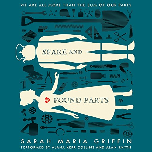 Spare and Found Parts cover art
