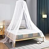 Mosquitero para Camas,Plegable Mosquitera Tienda de la Puerta Doble,Mosquitera de Entrada,Mosquito net for bed,Mosquitera Cama Grande,Plegable Mosquitera Cama (A)