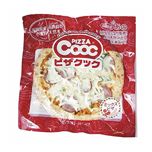 【冷凍】 ピザクック監修 ミックスピザ 258g ミナミノカオリ 業務用 サラミ おつまみ