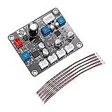 shamjina 1pc TS-VU001 Panel VU Meter Driver Board PCB Board Tube Amplifier DB Level Ammeter High Precision Power Amp Stereo Module AC/DC 12V-16V