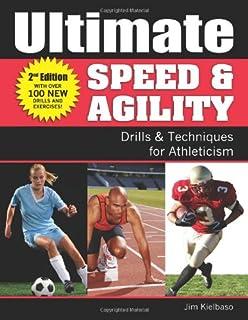 سرعت و چابکی نهایی: دریل و تکنیک های مربوط به ورزشکاری