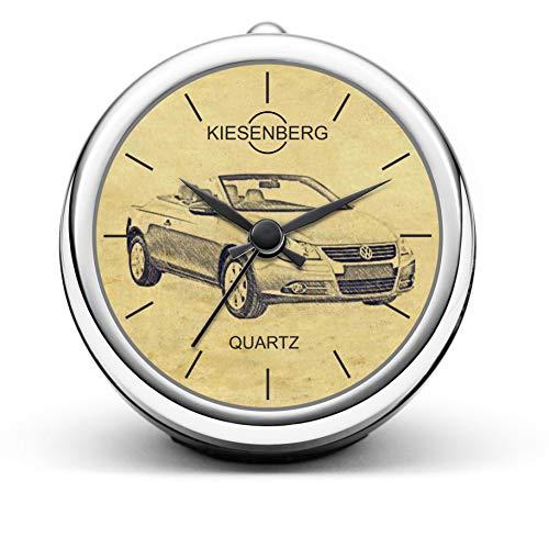 KIESENBERG Design Orologio da Tavolo Regalo per EOS Fan Clock T-5035